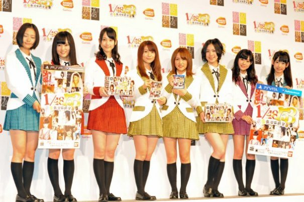 [Jpop] More Idols to Choose from in 3rd AKB48 Dating Sim Game