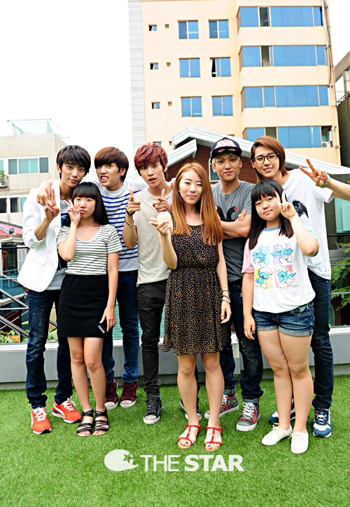 [Kpop] B1A4 Goes On Date With 3 Fans