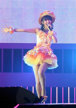 Rino Sashihara Performs At