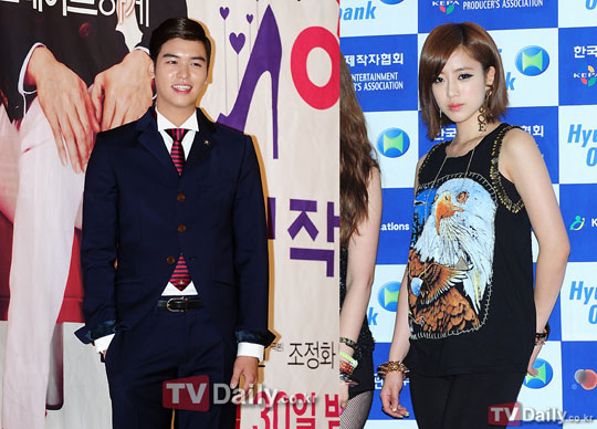 "T-ara's Eunjung and Lee Jang Woo End ""We Got Married"" Marriage"