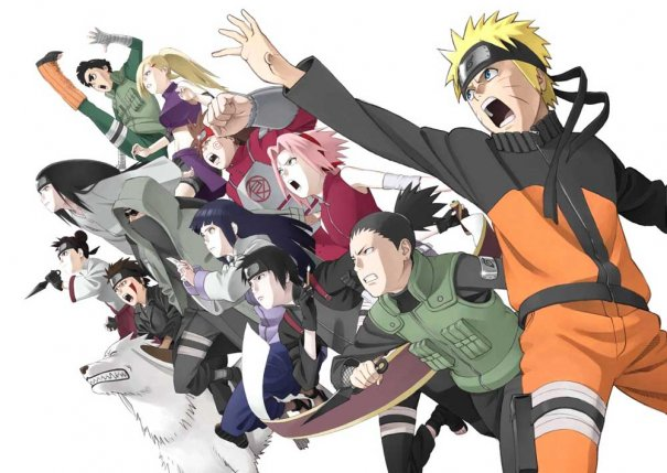 Viz Media to Release Naruto Shippuden: The Will of Fire Film