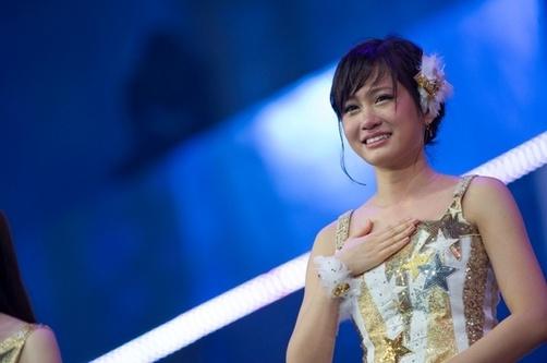 Send Your Messages To Atsuko Maeda Through Google+!