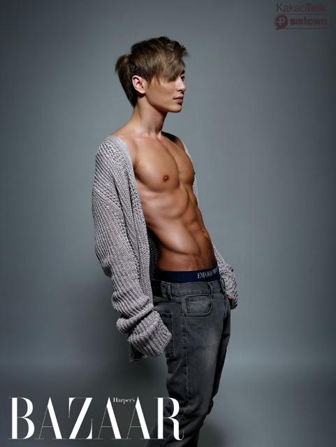 Super Junior's Leeteuk and Donghae Show Their Bodies!