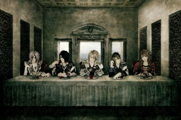 [Jrock] Versailles Release Details For Their Last Album