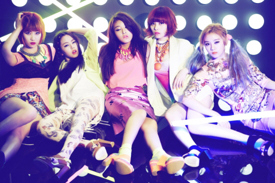 Wonder Girls To Release Their 1st Japanese Best-Of