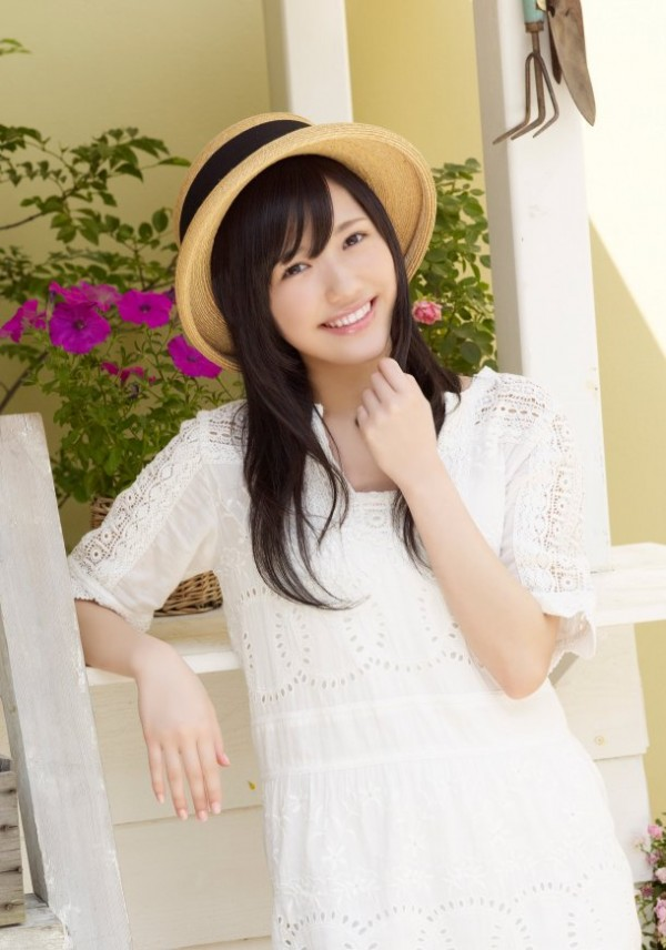 AKB48's Watanabe Mayu To Provide Voice Acting And OST To