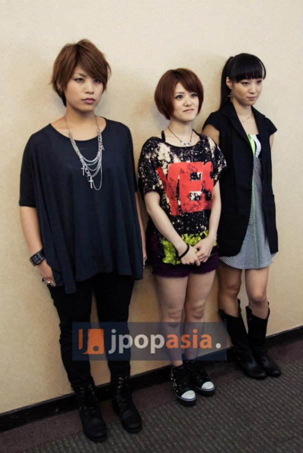 [Jpop] [Press Conference] JpopAsia Attends Q&A Session With Stereopony