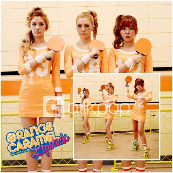 Orange Caramel's