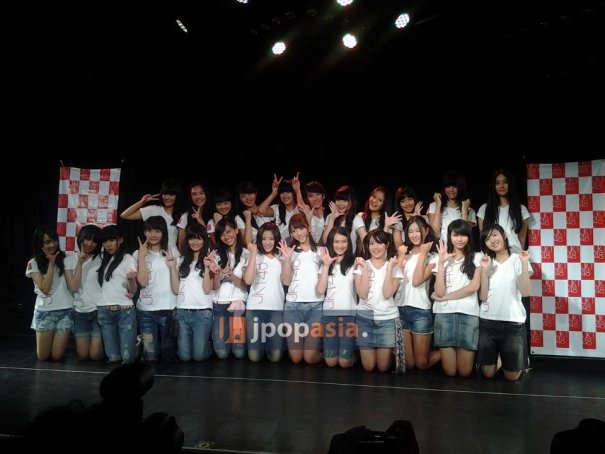 [Jpop] JKT48 To Open Theater In Jakarta, Indonesia