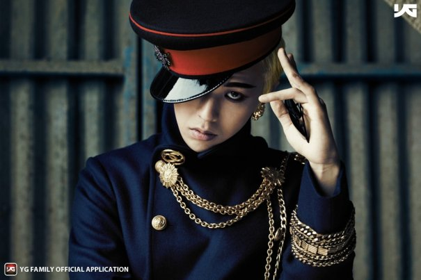 "G-Dragon Releases Video And Photo Previews For ""One Of A Kind"""
