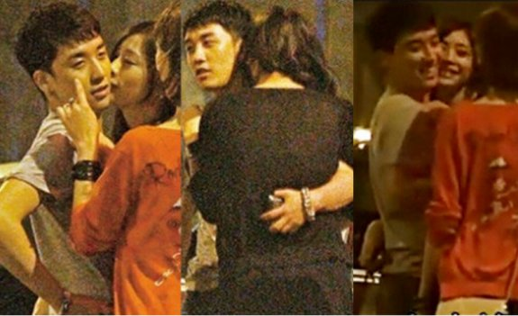 Big Bang's Seungri And Anna Kubo Caught Kissing In Hong Kong