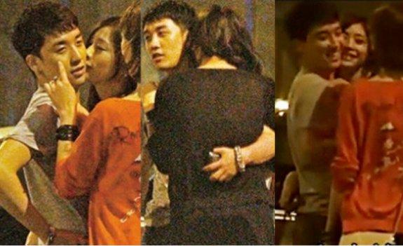 Big Bang's Seungri And Anna Kubo Caught Kissing In Hong Kong