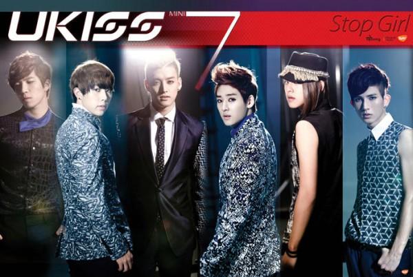 [Kpop] U-KISS Performs