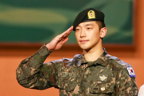 Rain Hospitalized With Back Pain