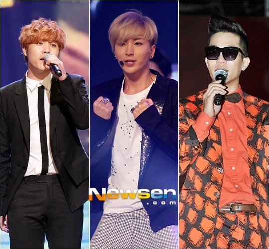 Super Junior's Leeteuk, 8eight's Lee Hyun & Mighty Mouth's Sangchu To Join Army In October