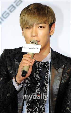 [Kpop] Big Bang's T.O.P Injured His Hand While Filming