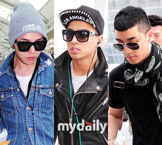 [Kpop] Big Bang's G-Dragon, Taeyang and Daesung Share Their Thoughts About Seungri's Scandals