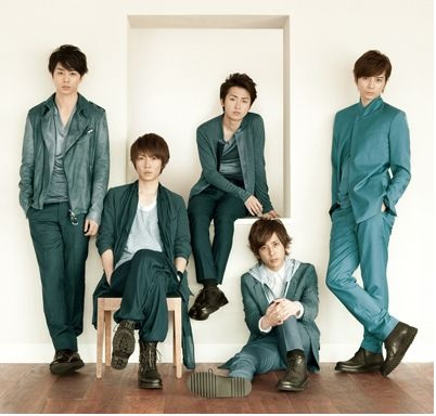 "Arashi To Release New Album ""Popcorn"""