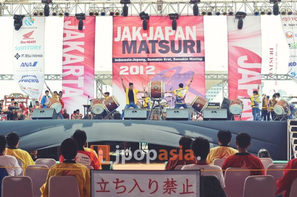[Jpop] Jak-Japan Matsuri 2012, Strong Bond of Indonesia-Japan Friendship