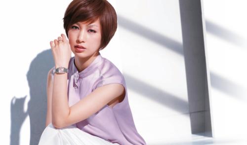 """Mika Nakashima To Release New Single """"Hatsukoi"""""""