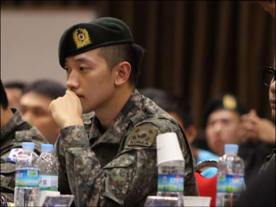 Rain Accused Of Receiving Special Treatment In The Army