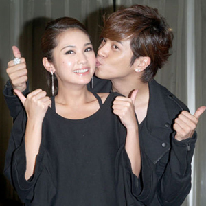 [Cpop] Rainie Yang & Show Luo Dating?