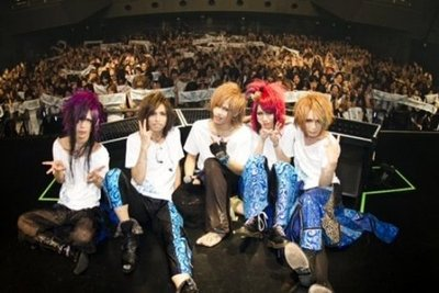 Royz Releasing 3rd Anniversary Live DVD