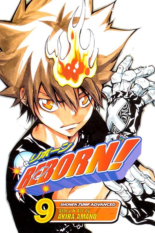 """Reborn!"" Manga To End On Monday"