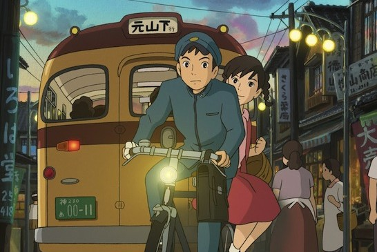 "GKids To Screen ""From Up On Poppy Hill"" And ""A Letter To Momo"" Preview"