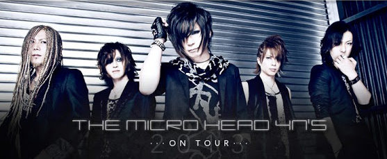 [Jrock] THE MICRO HEAD 4N'S Going on European Tour