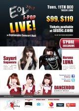 [Giveaway] EOY J-POP LIVE! Concert Tickets
