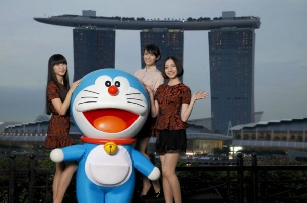 "Perfume To Perform ""Doraemon"" Movie Theme Song"