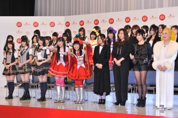 63rd Kohaku Uta Gassen Performers Announced