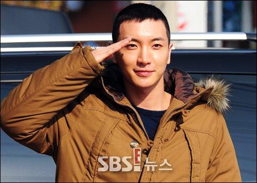 Super Junior's Leeteuk Cast In Military Musical