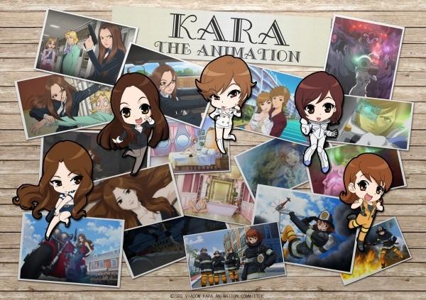 KARA To Get Their Own Anime Series