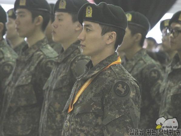 Super Junior's Leeteuk Is A Perfect Shot With Gun