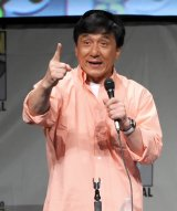 Jackie Chan Wills Fortune All to Wife