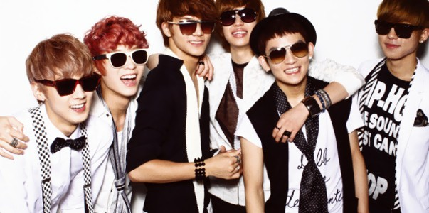 Teen Top To Hold A 5-City Tour In Europe