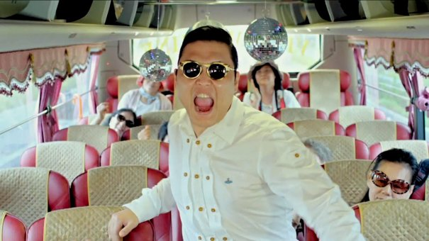 "PSY's ""Gangnam Style"" Become First YouTube Video To Reach 1 Billion Views"