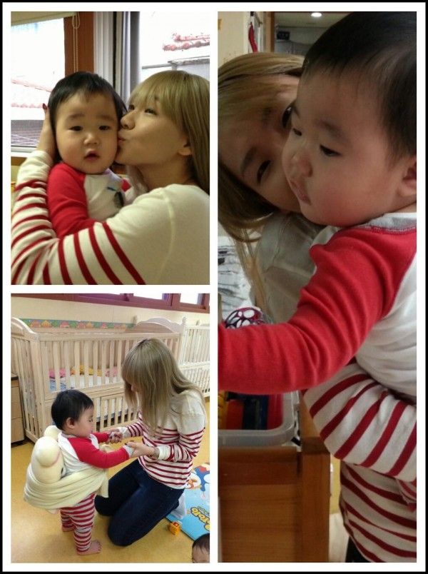 2NE1's CL Volunteers With Orphans