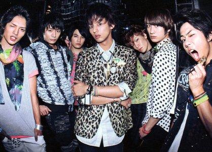 """Kis-My-Ft2 Announces 6th Single """"My Resistance ~Tashika na Mono~"""""""