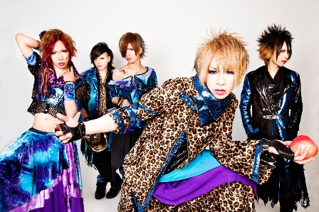 [Jpop] SCAPEGOAT's Katsuki Leaving the Band