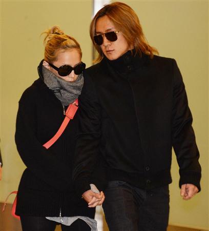 Ayumi Hamasaki's Boyfriend Maro No Longer Singer's Backup ...