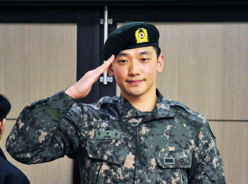 Rain Under Military Investigation After Relationship Revealed