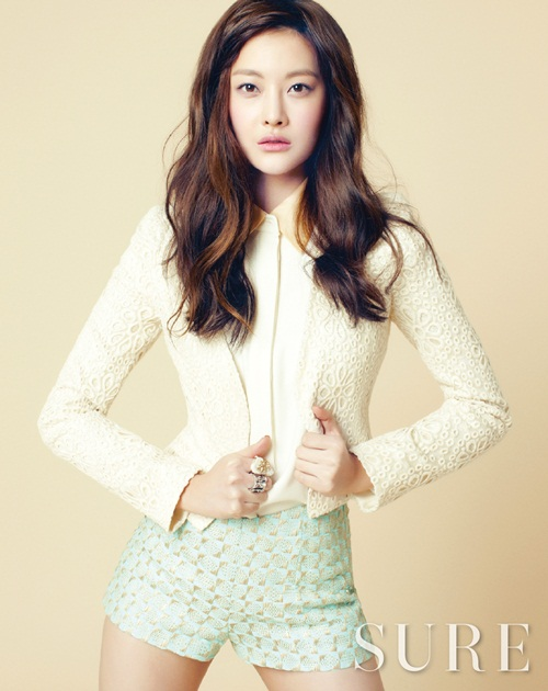 Oh Yeon Seo's Agency Denies She's Dating Lee Jang Woo