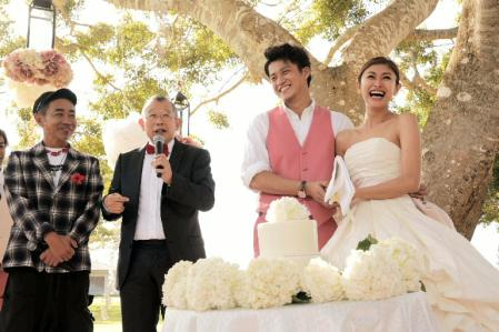 [Jpop] Shun Oguri and Yu Yamada Holds Wedding Ceremony in Hawaii