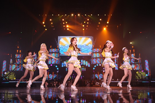 KARA Becomes the First Female Korean Group to Hold a Tokyo Dome Concert