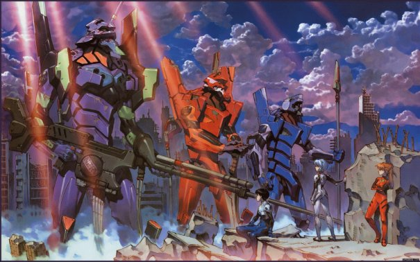 Neon Genesis Evangelion Staff Cursed While Working On Series