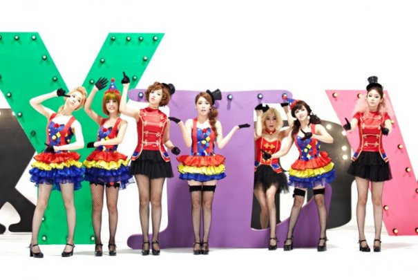 "T-ara To Form 3 Sub Units & Release 7 Solo Songs For New Japanese Single ""Banisuta"""