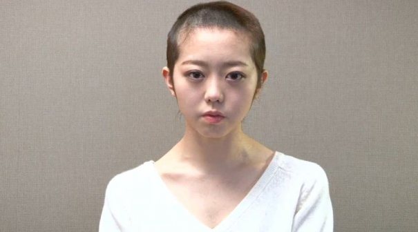 AKB48's Minami Minegishi Demoted To Trainee, Shaves Head As Punishment For Scandal